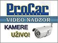 Video nadzor Procar Security