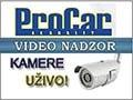 Video nadzor Procar Security