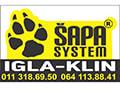 Alarmni sistemi Šapa System