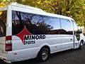 Minord trans minibus i kombi prevoz