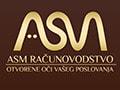 ASM racunovodstvo - vodjenje poslovnih knjiga