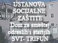 Sveti Trifun Zeleznik - dom za stare i vise od toga...