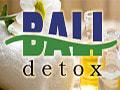 Masaže Bali Detox