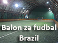Balon za fudbal Brazil