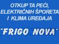 Otkup električnih šporeta i klima uređaja Frigo Nova