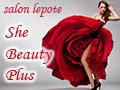 Salon lepote She Beauty Plus
