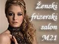 Ženski frizerski salon M21
