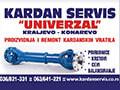 Kardan servis Univerzal