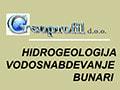 Geoprofil doo - hidrogeologija, vodosnabdevanje, bunari