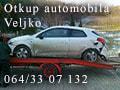 Otkup automobila Veljko