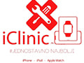 iPhone servis iClinic