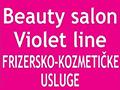 Kozmetički salon Violet Line