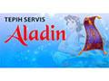 Tepih servis Aladin
