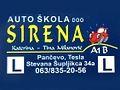 Auto škola Sirena