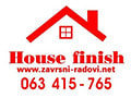 House Finish vodoinstalater