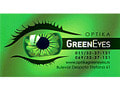 Optika Green Eyes