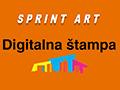 Sprint Art digitalna štampa velikih i malih formata