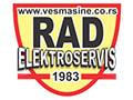 SZR Elektroservis Rad - popravka ves masina