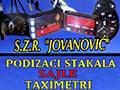 Podizači stakla Jovanović