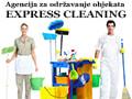 Express cleaning čišćenje i održavanje objekata