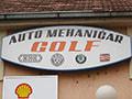 Golf auto servis