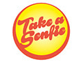 Fast food hot dog - Take a Senfie