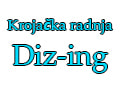 Krojačka radnja Diz-ing