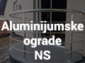 Aluminijumske ograde NS
