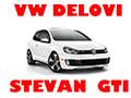 Auto delovi za VW Stevan GTI