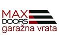 Garažna vrata Max Doors