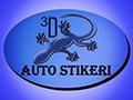 Auto stikeri, 3D stikeri i privesci