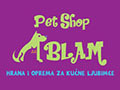 Blam pet shop