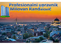 Profesionalni upravnik Milovan Randjelović