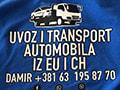 Šlep služba Damir uvoz i transport vozila iz EU i CH