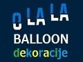 O LA LA BALLOON dekoracija