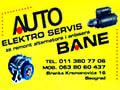 Auto električar Bane