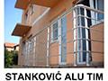 Stanković Gradnja SD aluminijumski gelenderi i ograde