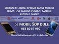 Db Mobil Shop Plus Servis mobilnih telefona