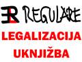 Regulare legalizacija i uknjižba