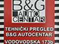 BG tehnički pregled