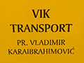 VIK Transport i selidbe