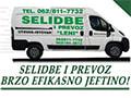 Jeftine selidbe Beograd