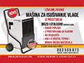 Mašine za isušivanje vlage 021