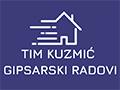 Tim Kuzmić Gipsarski radovi