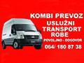 Tren Kombi prevoz i transport robe