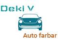 Deki V - Auto lakirer i farbar