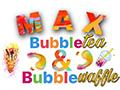 Bubble tea & Bubble wafle