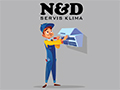N & D klima servis