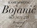 Kamenorezačka radnja Bojanić