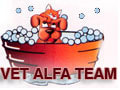Salon za pse i pet shop Vet Alfa team